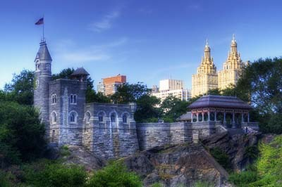 Belvedere Castle  Weddings
