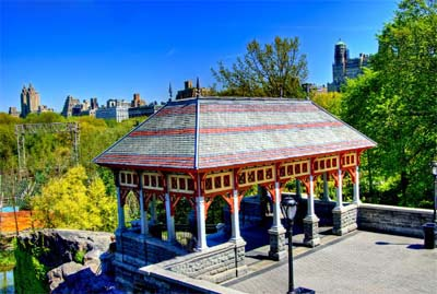 Weddings at the Belvedere Castle in Central Park, NY